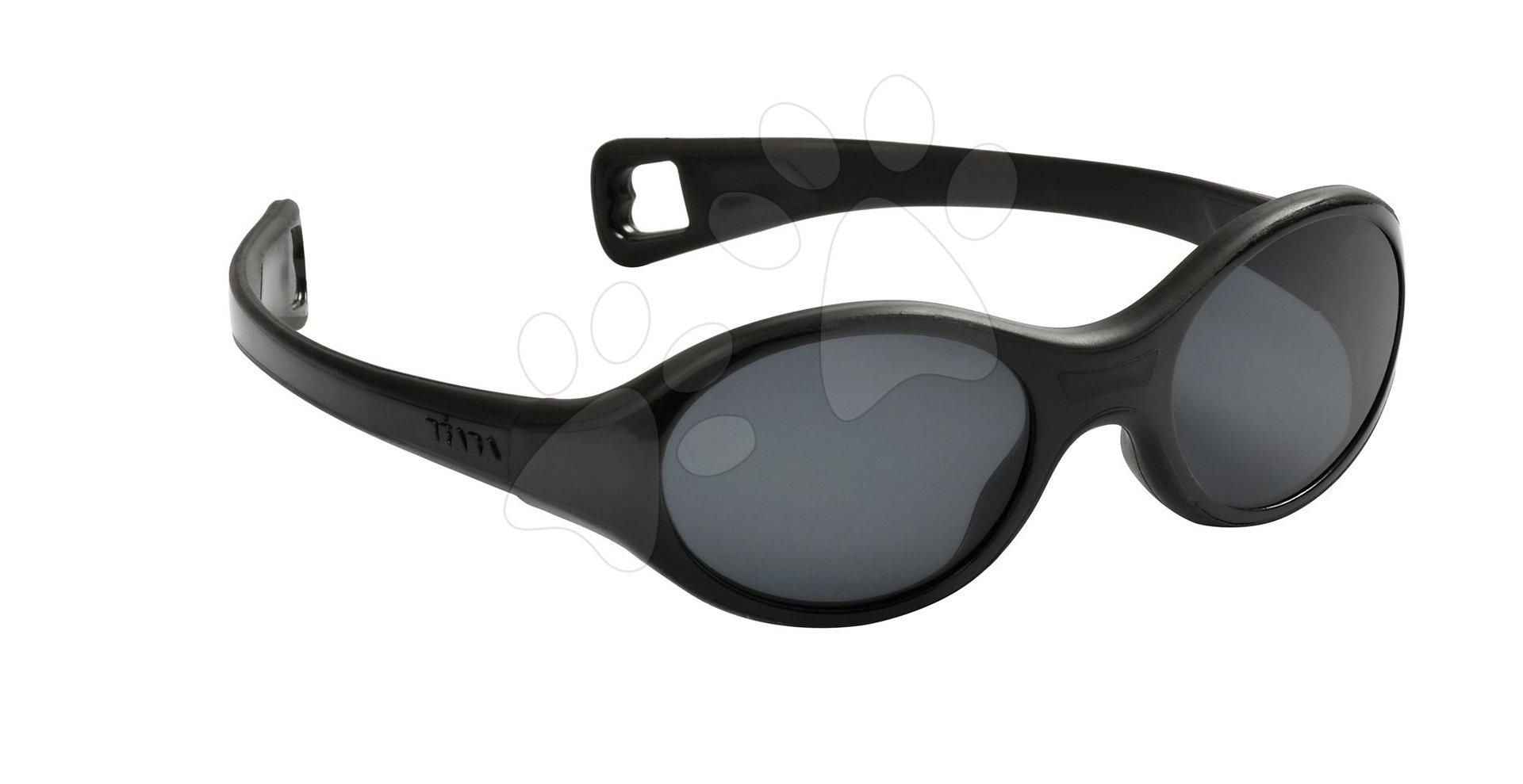 Dětské sluneční brýle Beaba Kids M od 12 měsíců s UV filtrem 3 černé