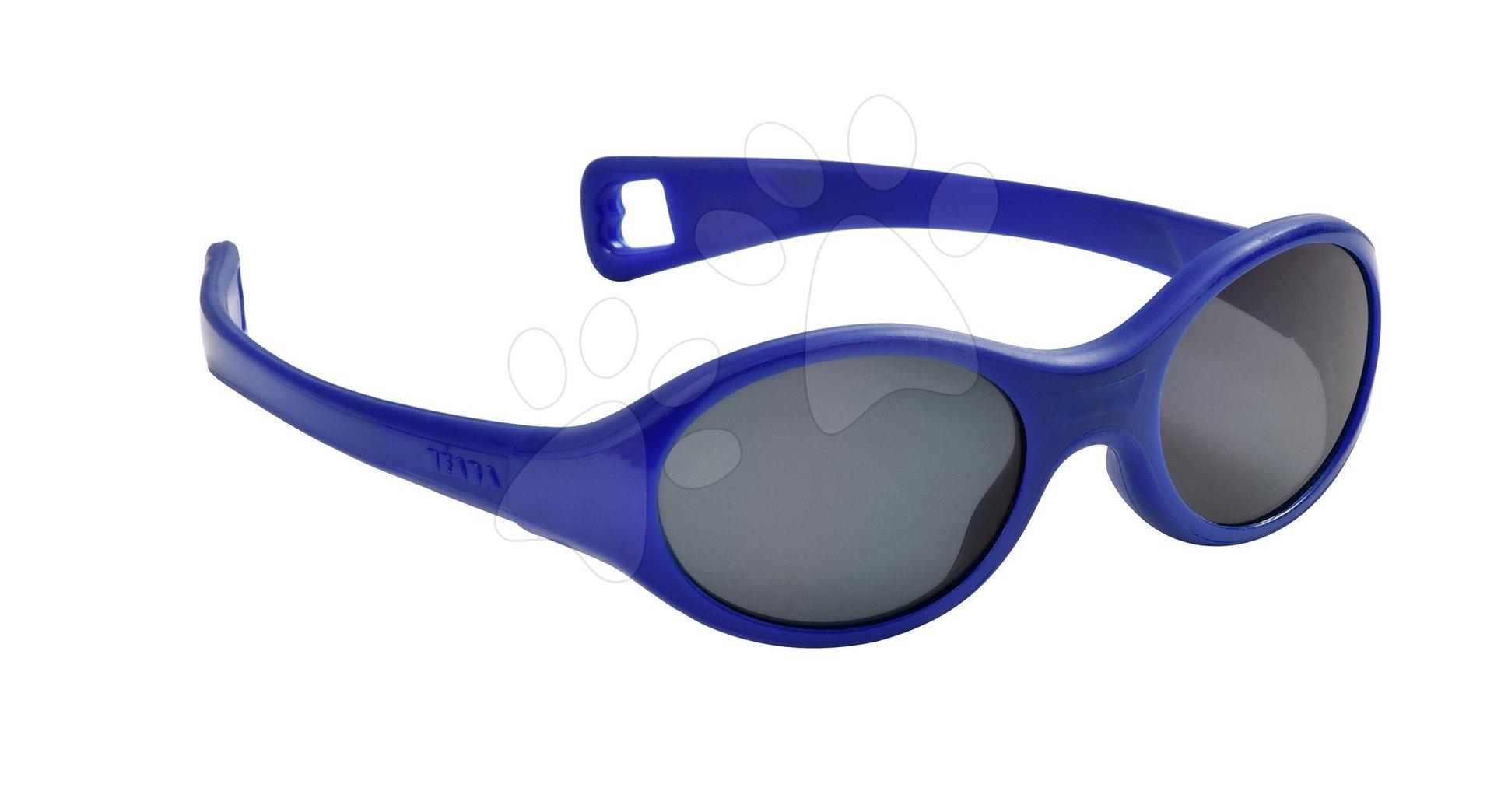 Dětské sluneční brýle Beaba Kids M od 12 měsíců s UV filtrem 3 modré
