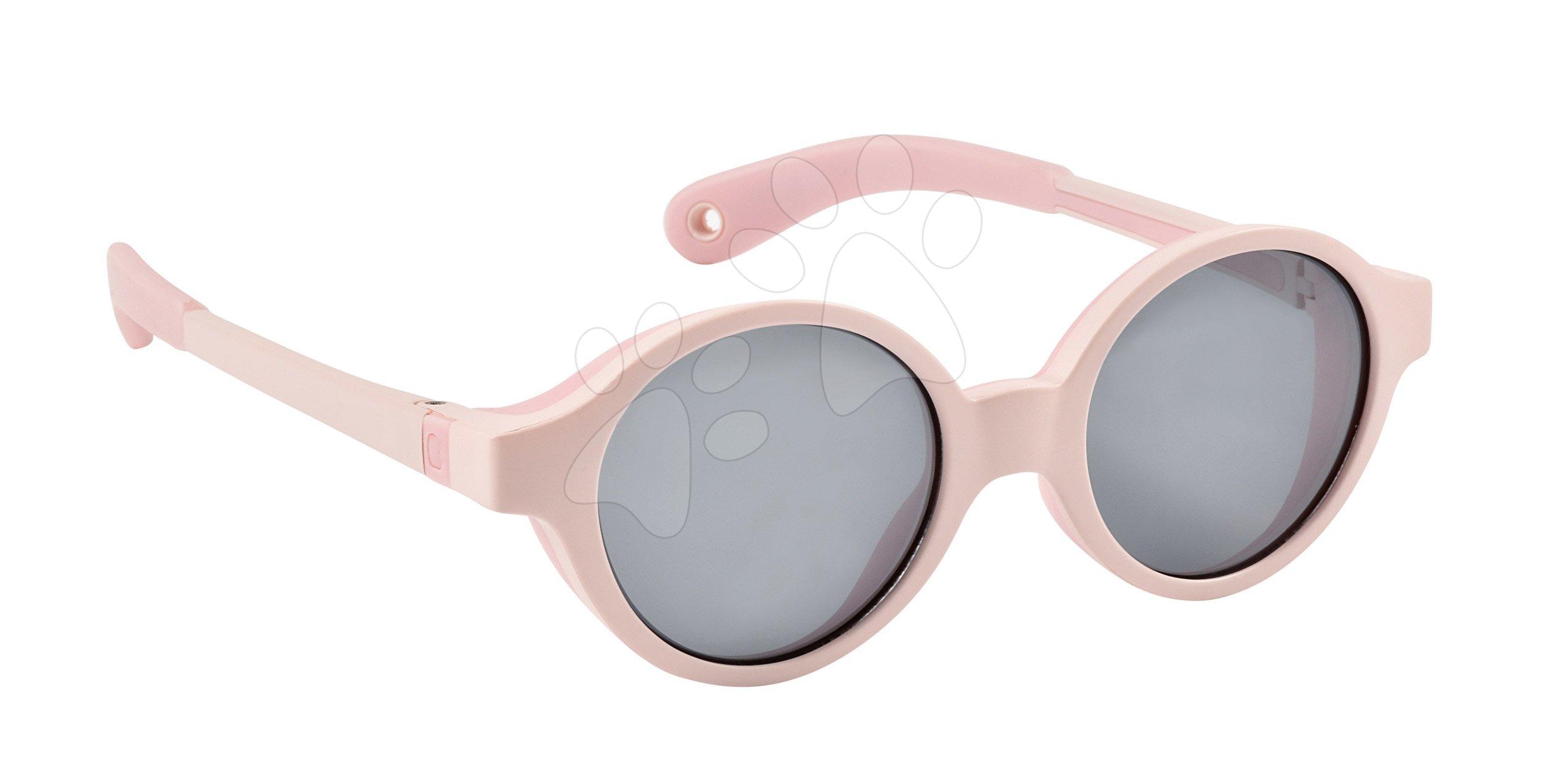 Sluneční brýle pro děti Beaba Baby S Chalk Pink od 9-24 měsíců růžové