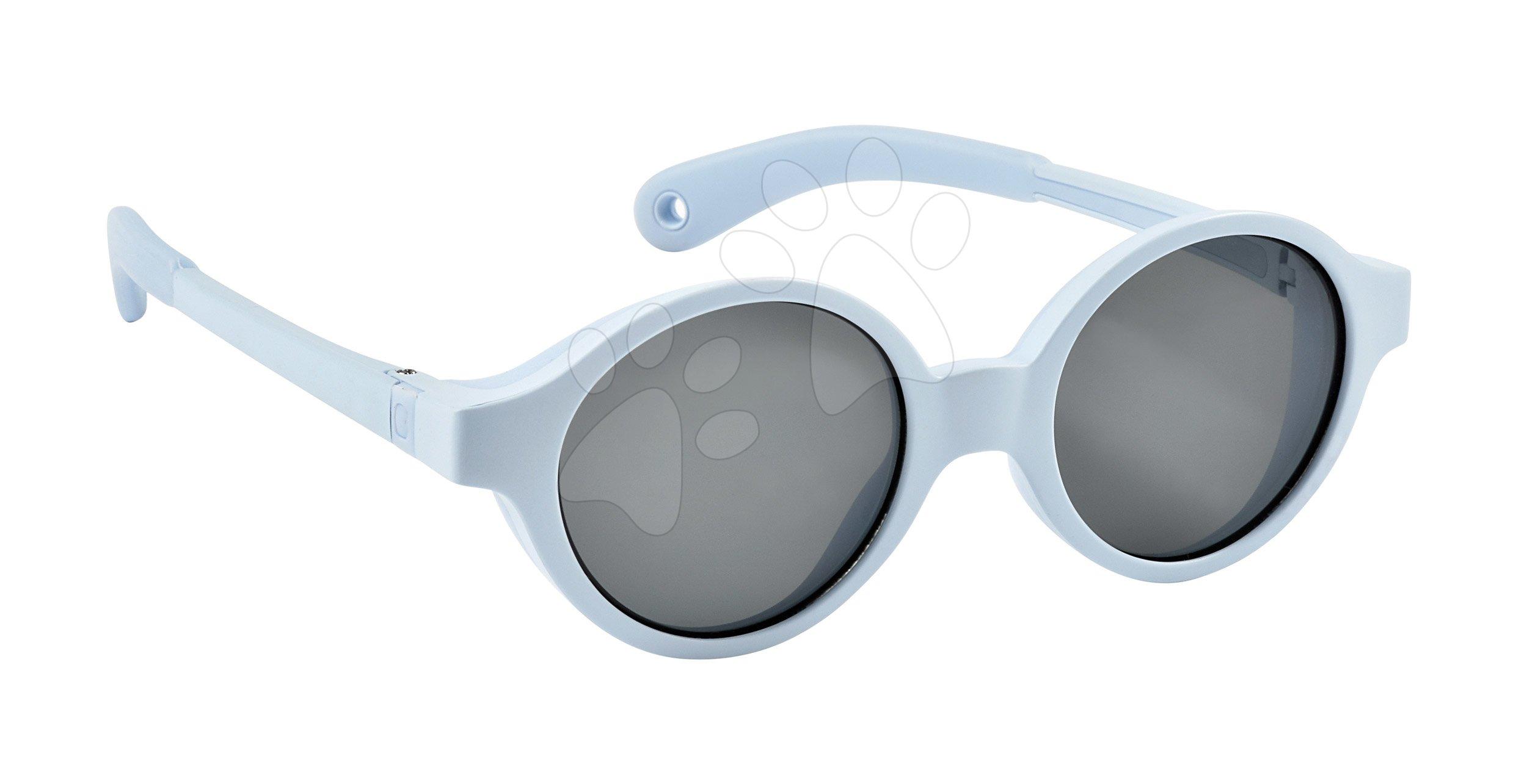 Sluneční brýle pro děti Beaba Baby S Pearl Blue od 9-24 měsíců modré