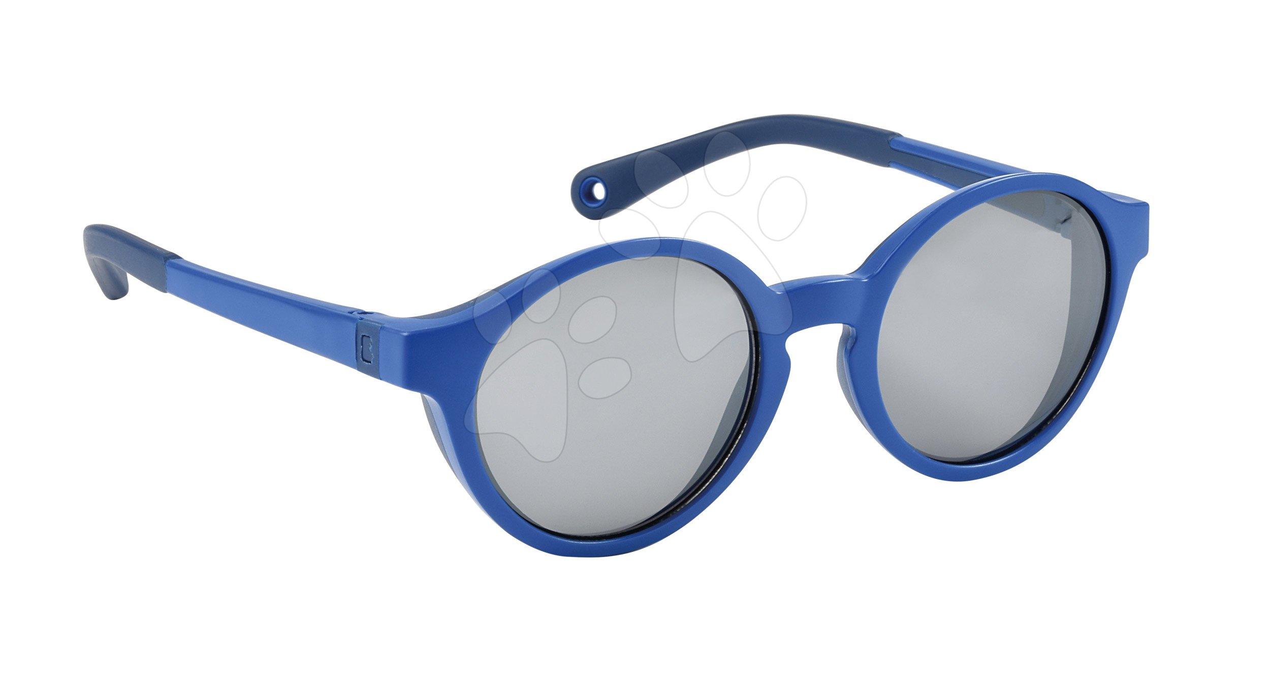 Slnečné okuliare pre deti Beaba Baby M Blue od 2-4 rokov modré