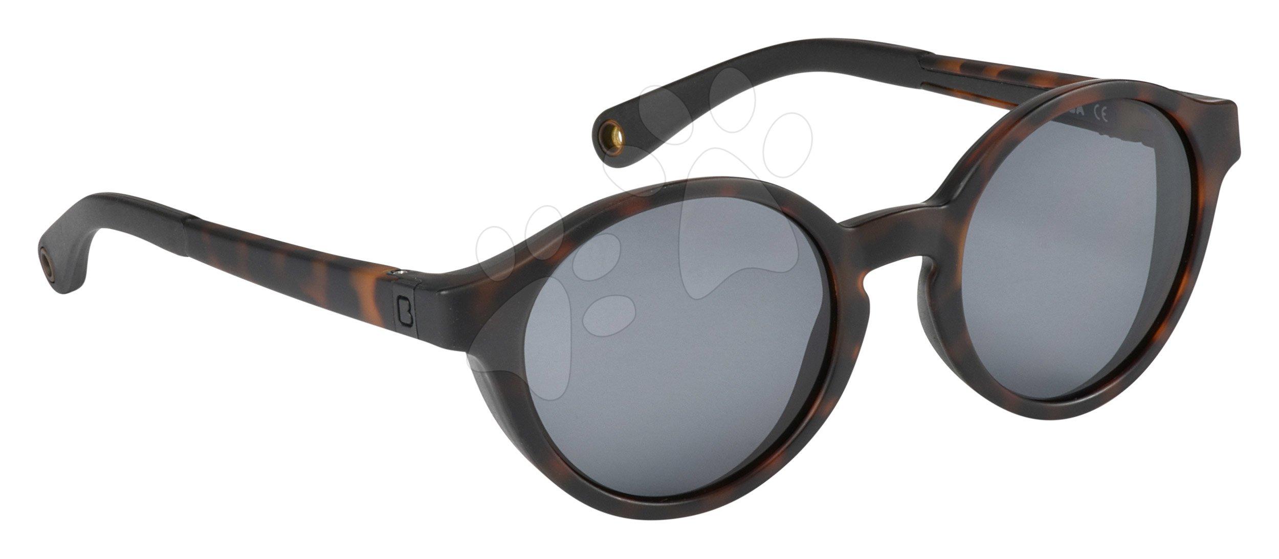 Slnečné okuliare pre deti Beaba Baby M Tortoise od 2-4 rokov zelené