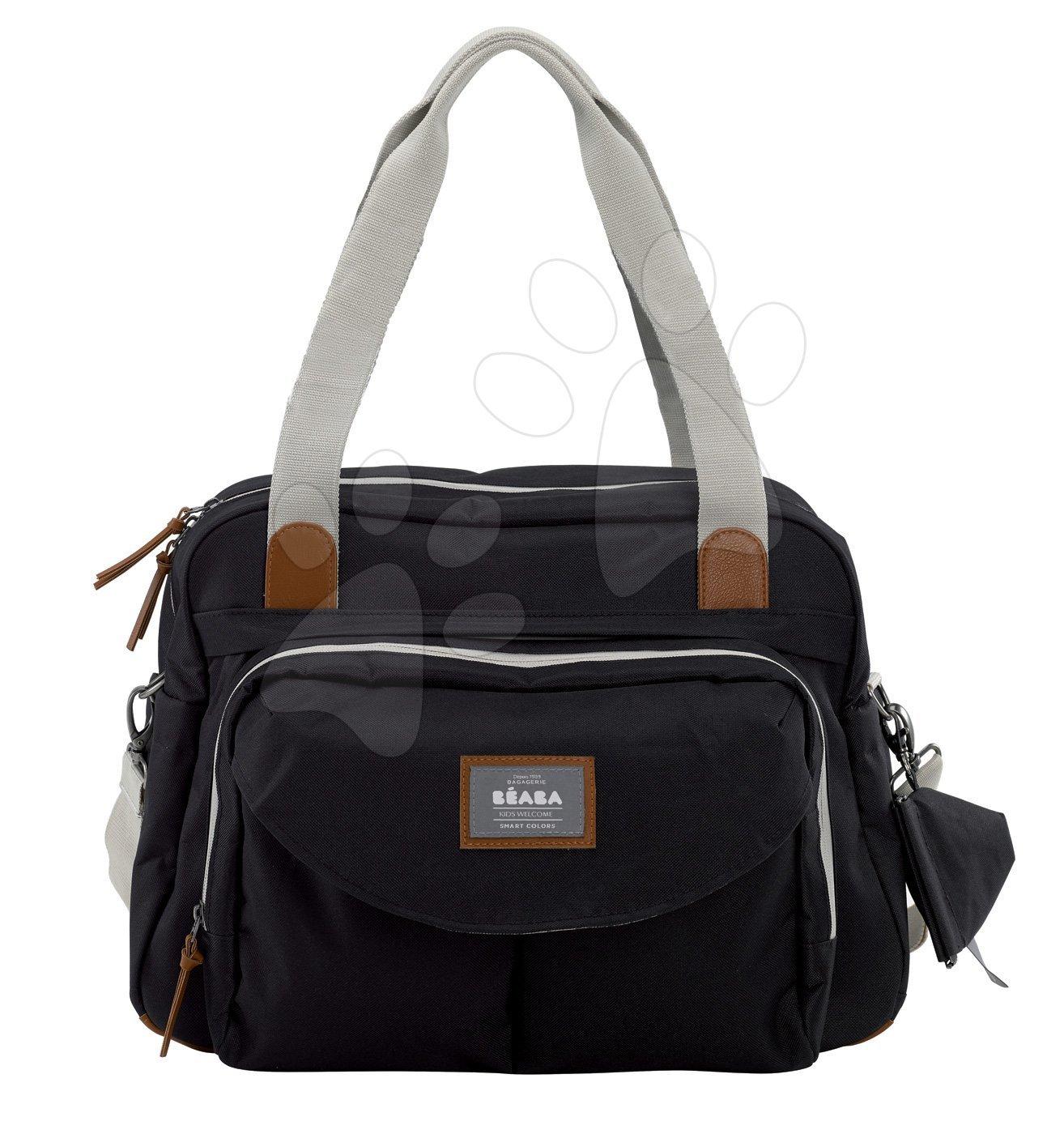 Previjalna torba za vozičke Beaba Geneva II črna
