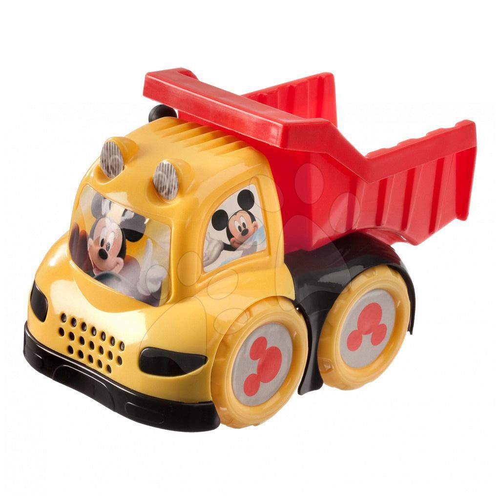 Autá do piesku - Nákladné auto Mickey Mouse Mondo (dĺžka 20 cm) (dĺžka 20 cm)