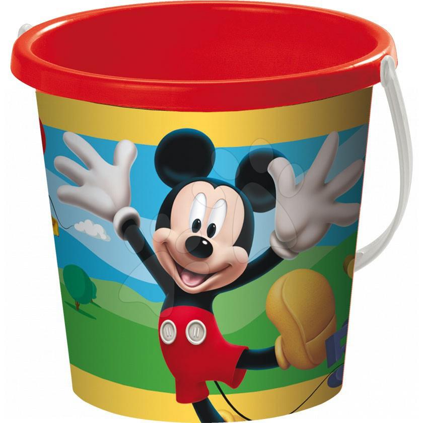 Kbelík Mickey Mondo 19 cm od 18 měsíců