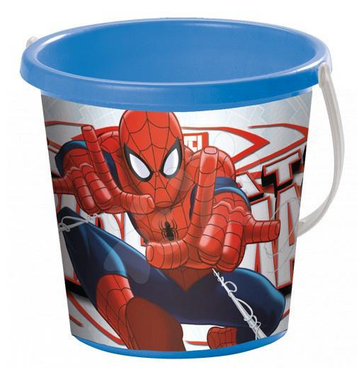 Kbelík The Ultimate Spiderman Mondo 19 cm