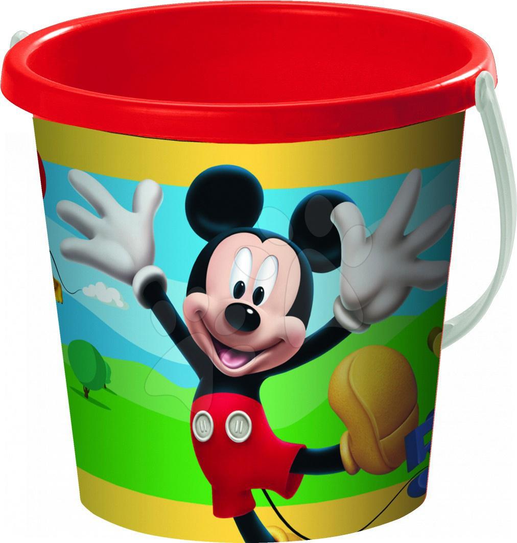 Staré položky - Vedro Mickey Mouse Mondo 17 cm