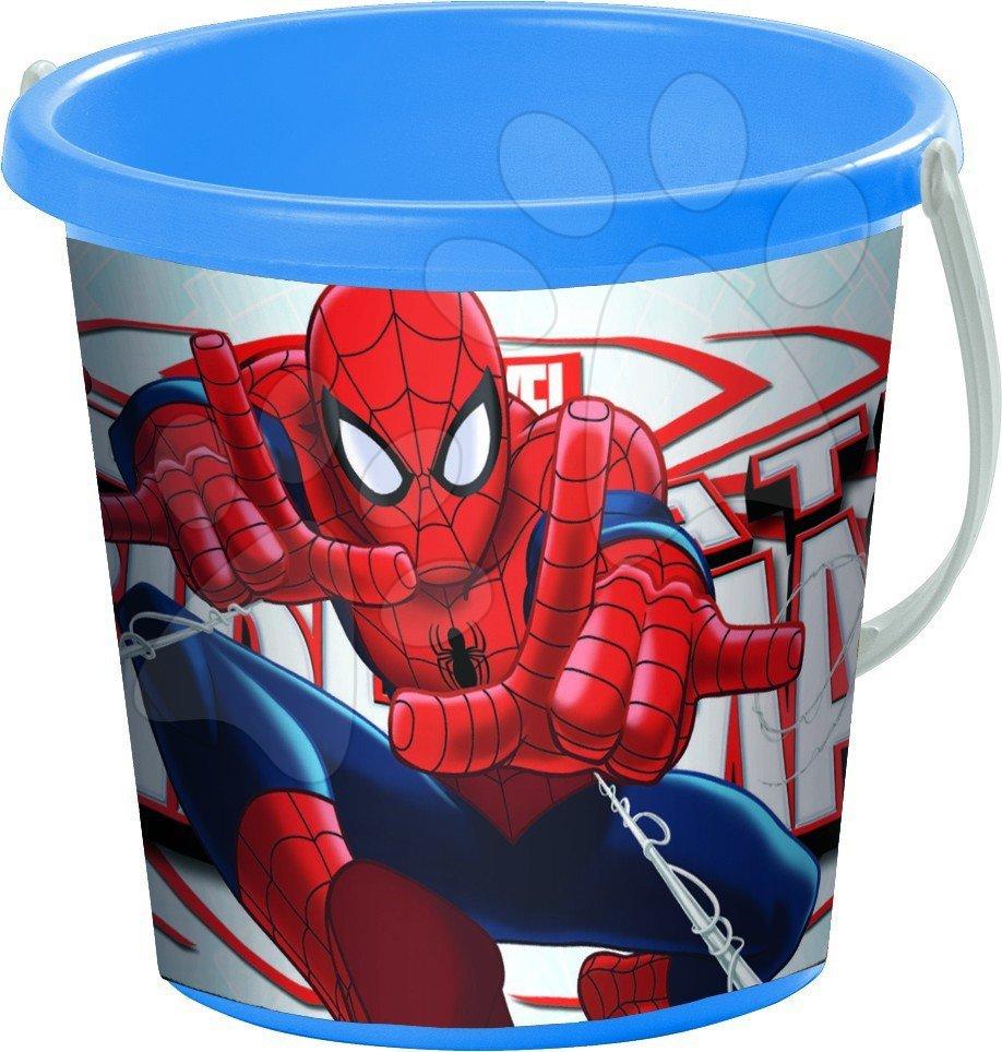 Staré položky - Vedro Spiderman Mondo 14 cm