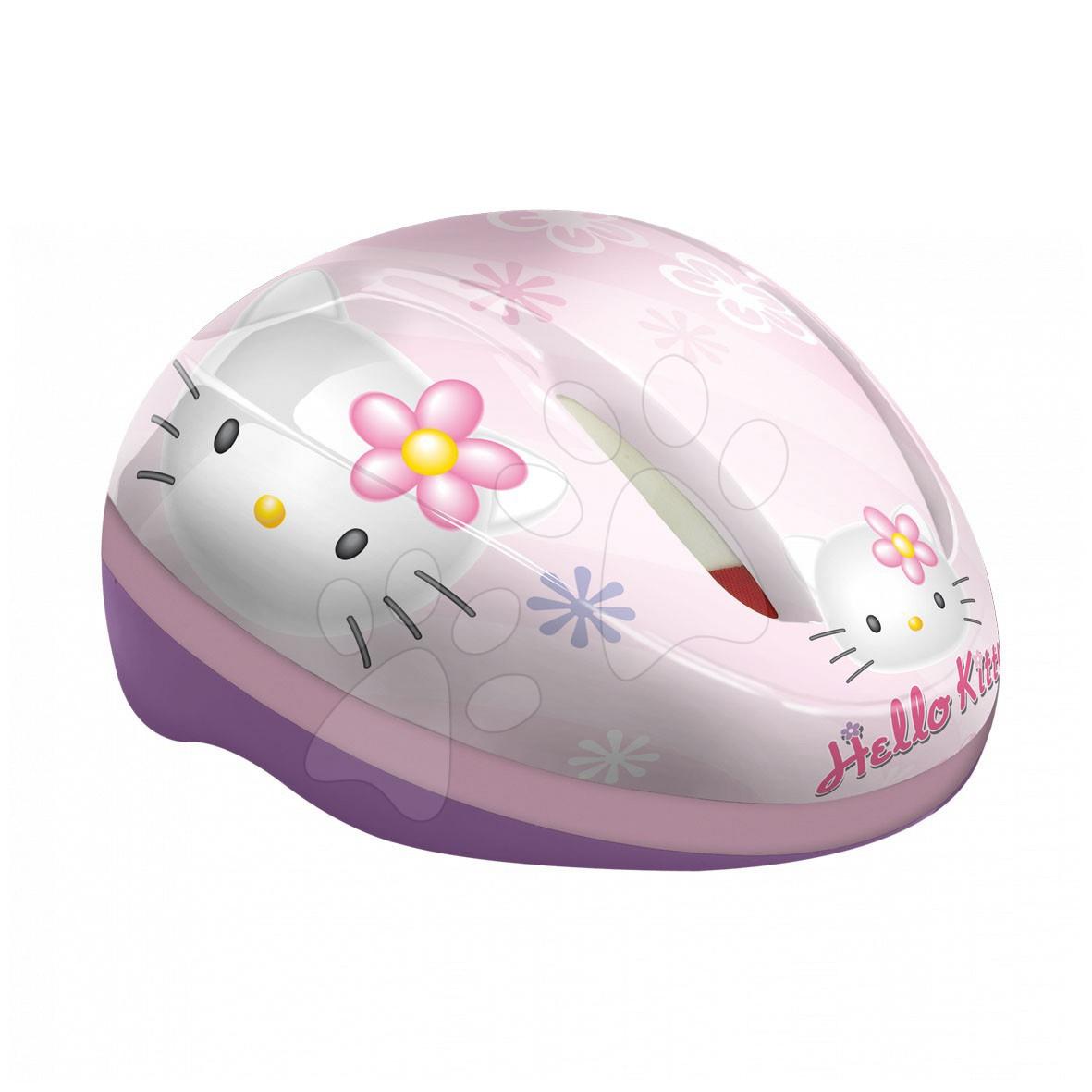 Staré položky - Prilba s chráničmi Hello Kitty Mondo