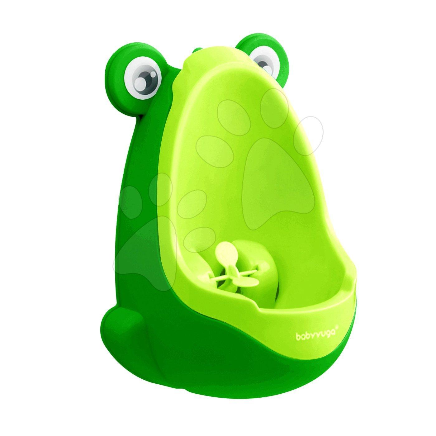 Pisoár Žaba BabyYuga zelený