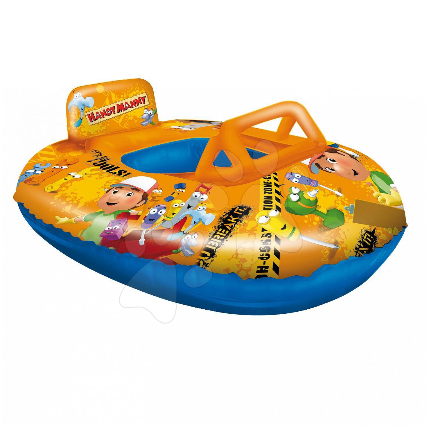 Barcă gonflabilă Handy Manny Mondo 90 cm