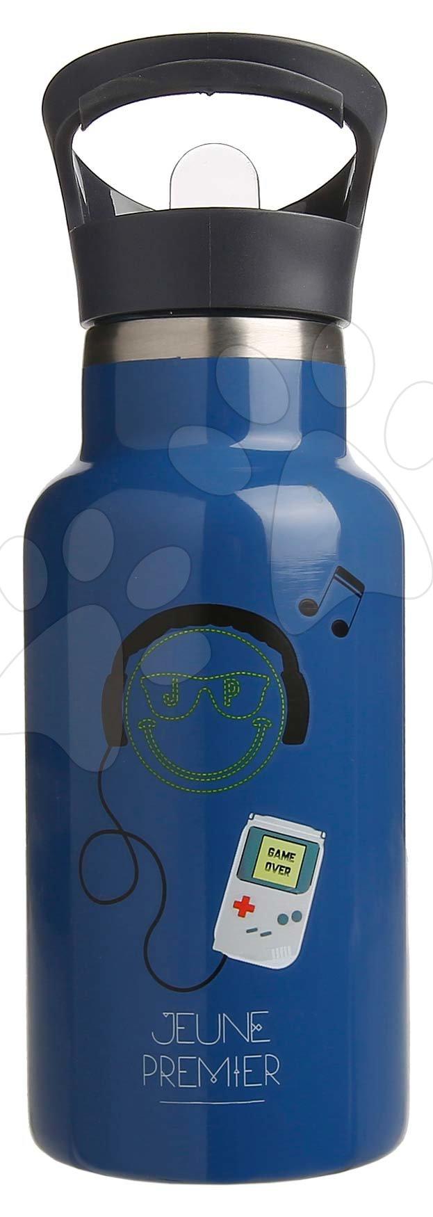 Školská fľaša na vodu Drinking Bottle Mr. Gadget Jeune Premier ergonomická luxusné prevedenie 17*7 cm