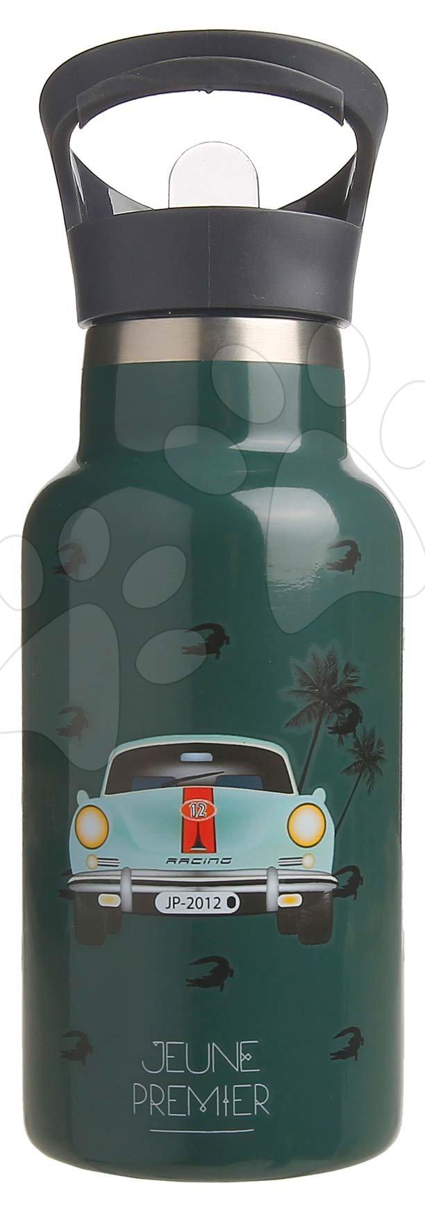 Školská fľaša na vodu Drinking Bottle Monte Carlo Jeune Premier ergonomická luxusné prevedenie 17*7 cm