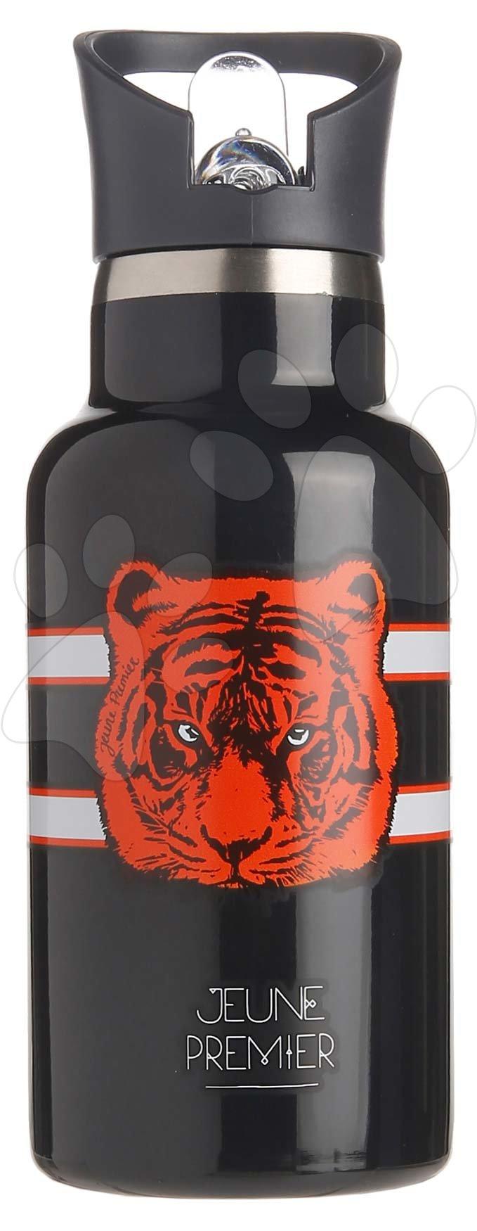 Školská fľaša na vodu Drinking Bottle Tiger Twins Jeune Premier ergonomická luxusné prevedenie 17*7 cm