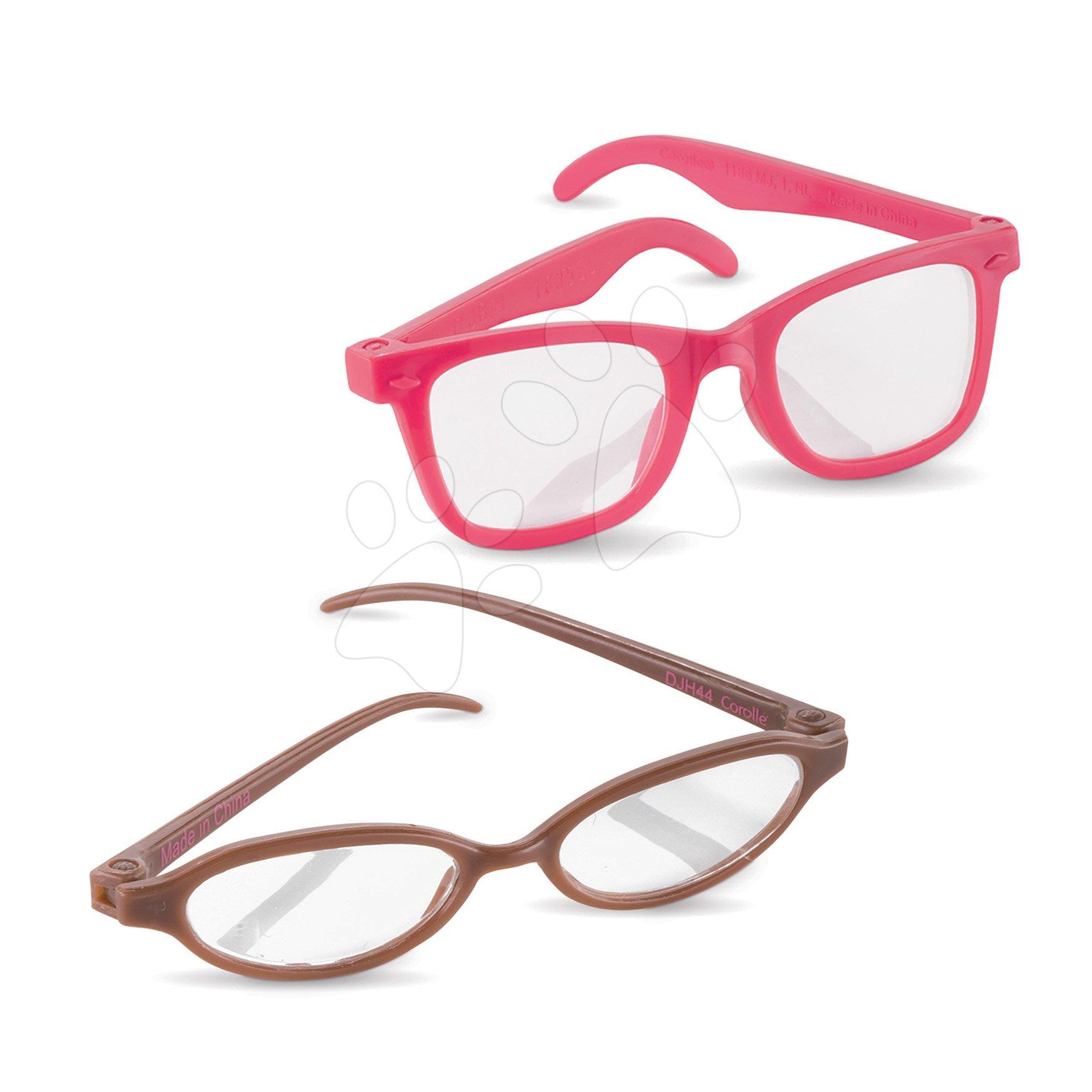 Okuliare Glasses Ma Corolle 1 kus pre 36 cm bábiku od 4 rokov