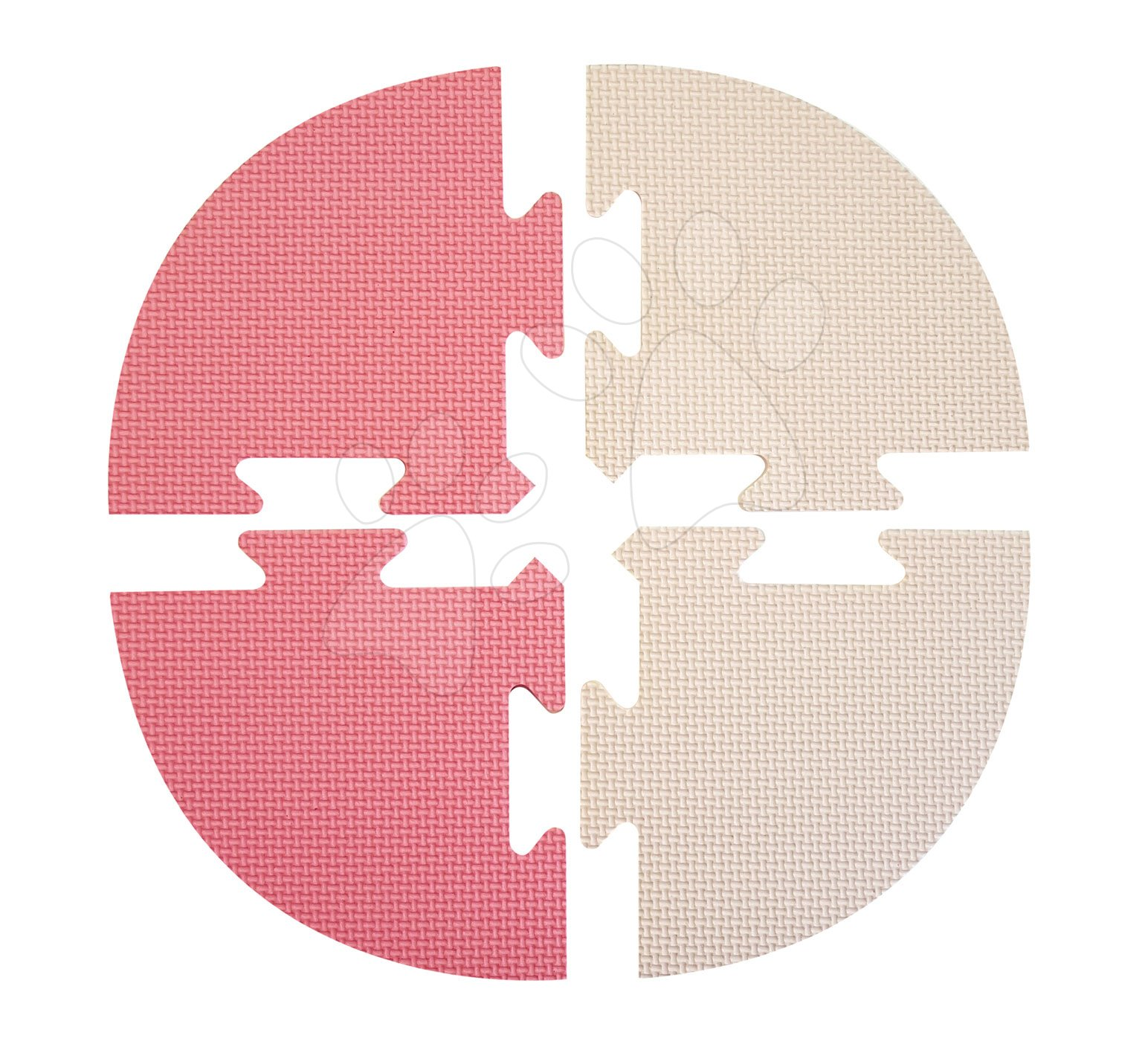 Roh pro FM946-1P pěnové podlahové puzzle Lee Chyun růžové od 0 měsíců