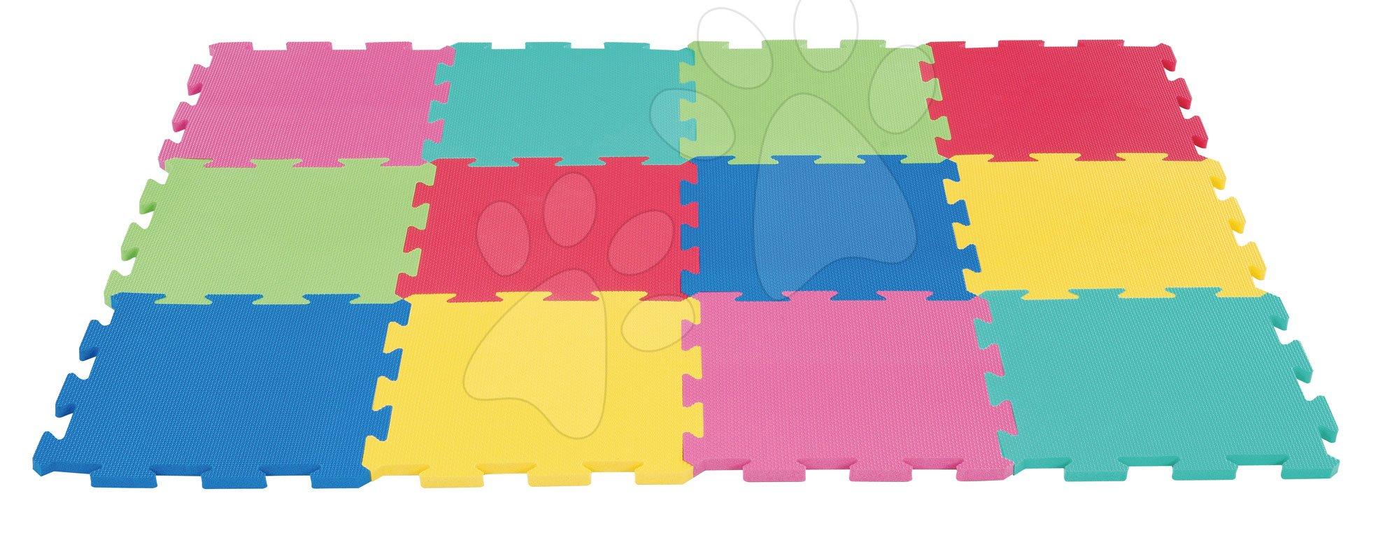 Puzzle iz pene Lee Chyun kvadratna podloga za najmlajše 9 delov 30*30*1,4 cm od 0 mes