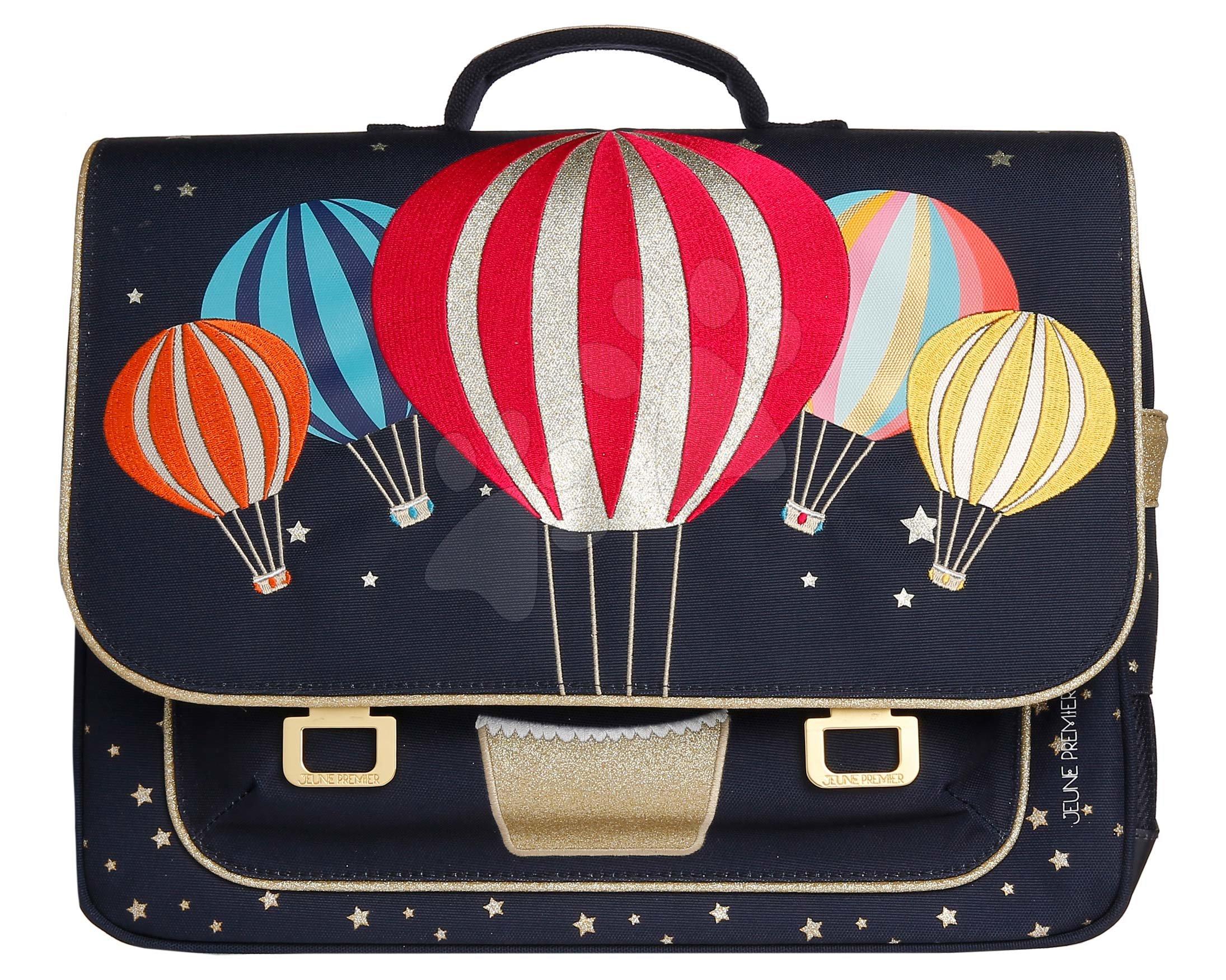 Školske aktovke - Školská aktovka It bag Midi Balloons Jeune Premier ergonomická luxusné prevedenie 30*38 cm JPITD21165