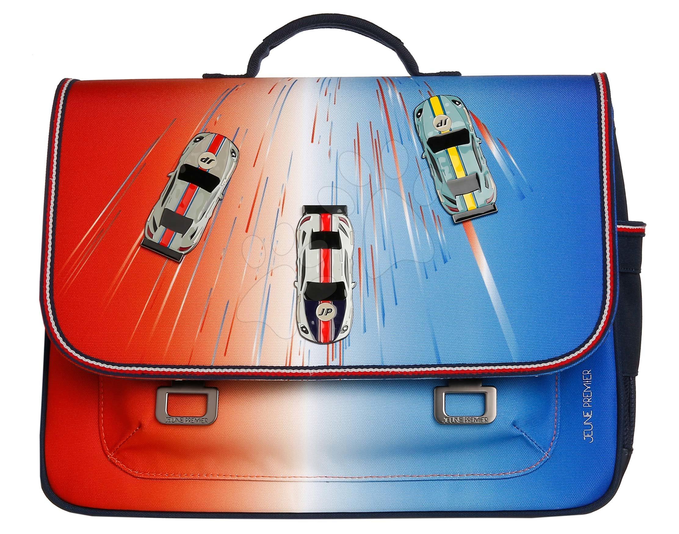 Školská aktovka It bag Midi Racing Club Jeune Premier ergonomická luxusné prevedenie 30*38 cm