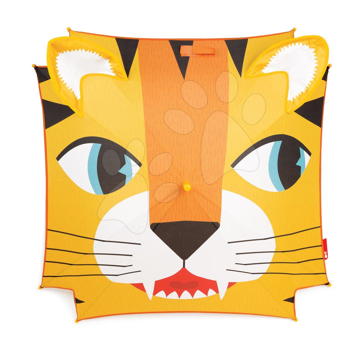 Školní tašky a batohy - Deštník Tiger Janod čtvercový