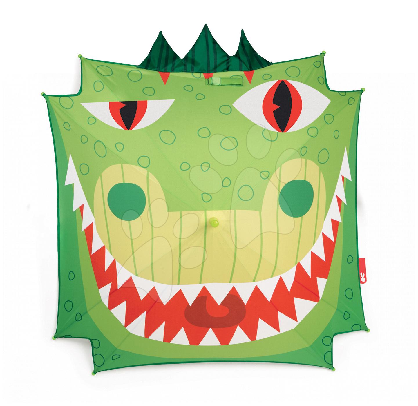 Školské tašky a batohy - Dáždnik T-Rex Dino Janod štvorcový