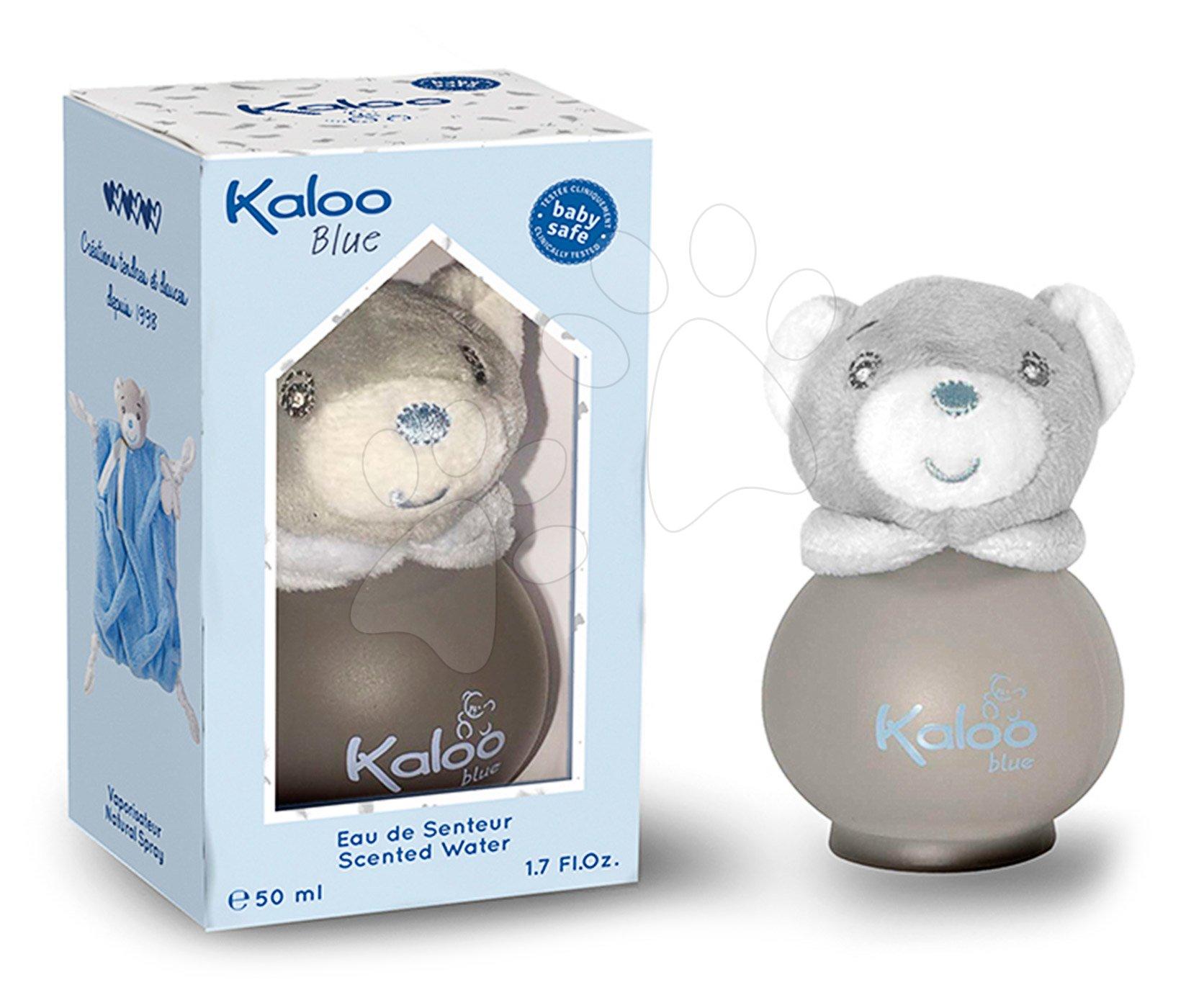 Toaletná voda pre najmenších Scented Water Kaloo Blue 50 ml modrý medveď od 3 mes