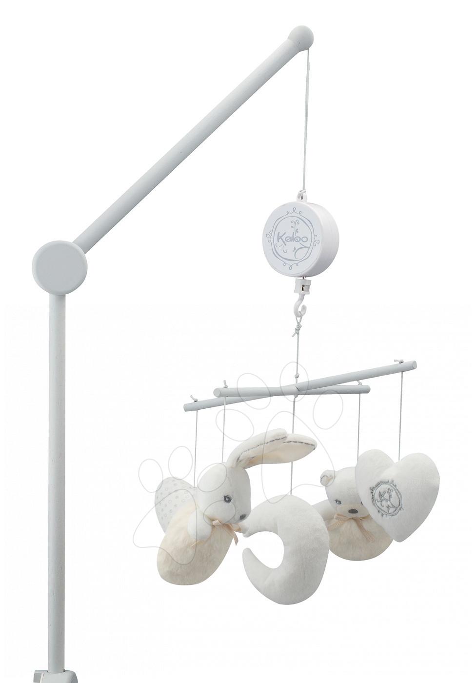 Kolotoč nad postieľku Perle-Musical Mobile Kaloo hudobný 35 cm v darčekovom balení pre najmenších