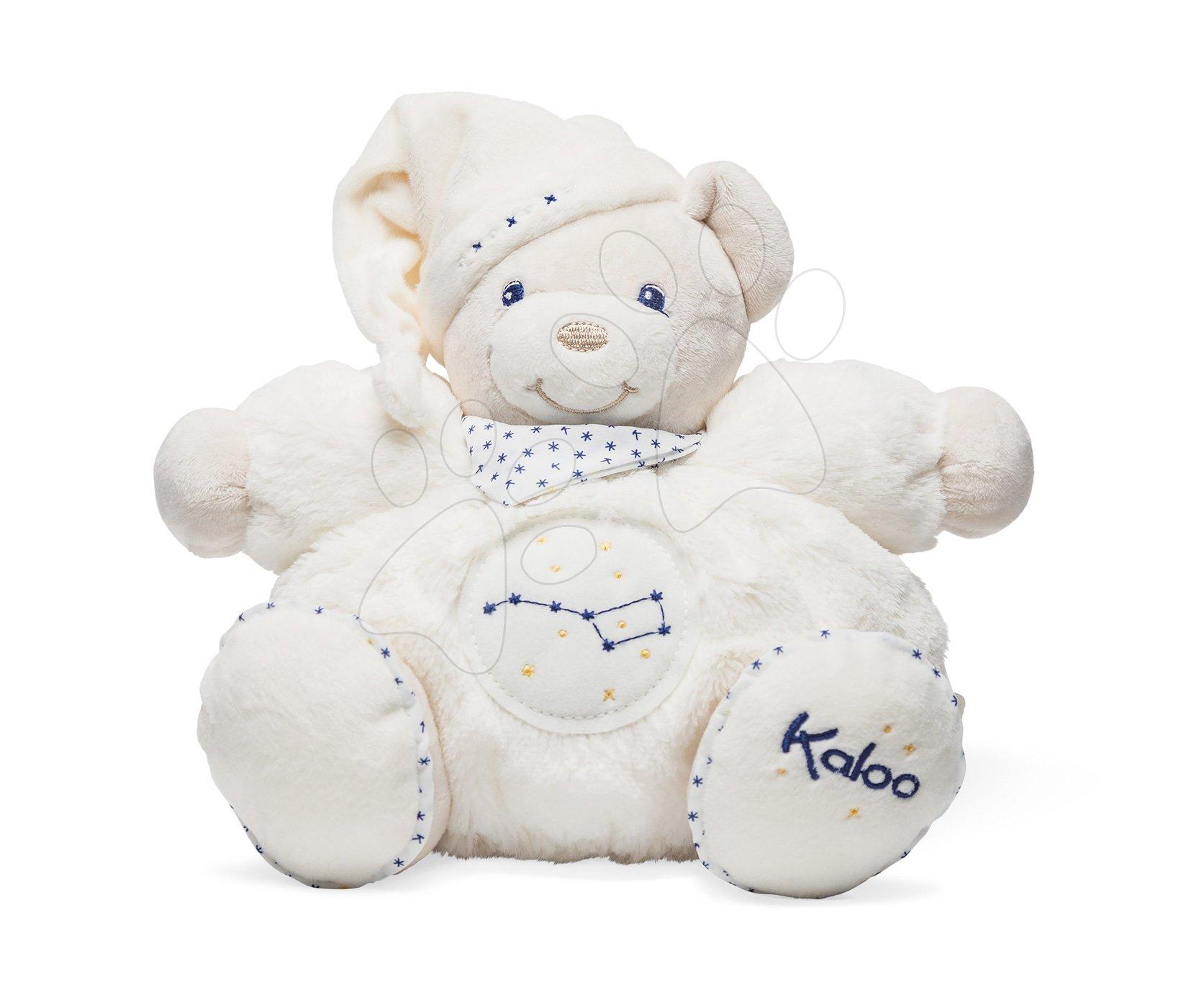 Plyšový medveď Petite Etoile Chubby Bear Kaloo 25 cm stredný od 0 mes