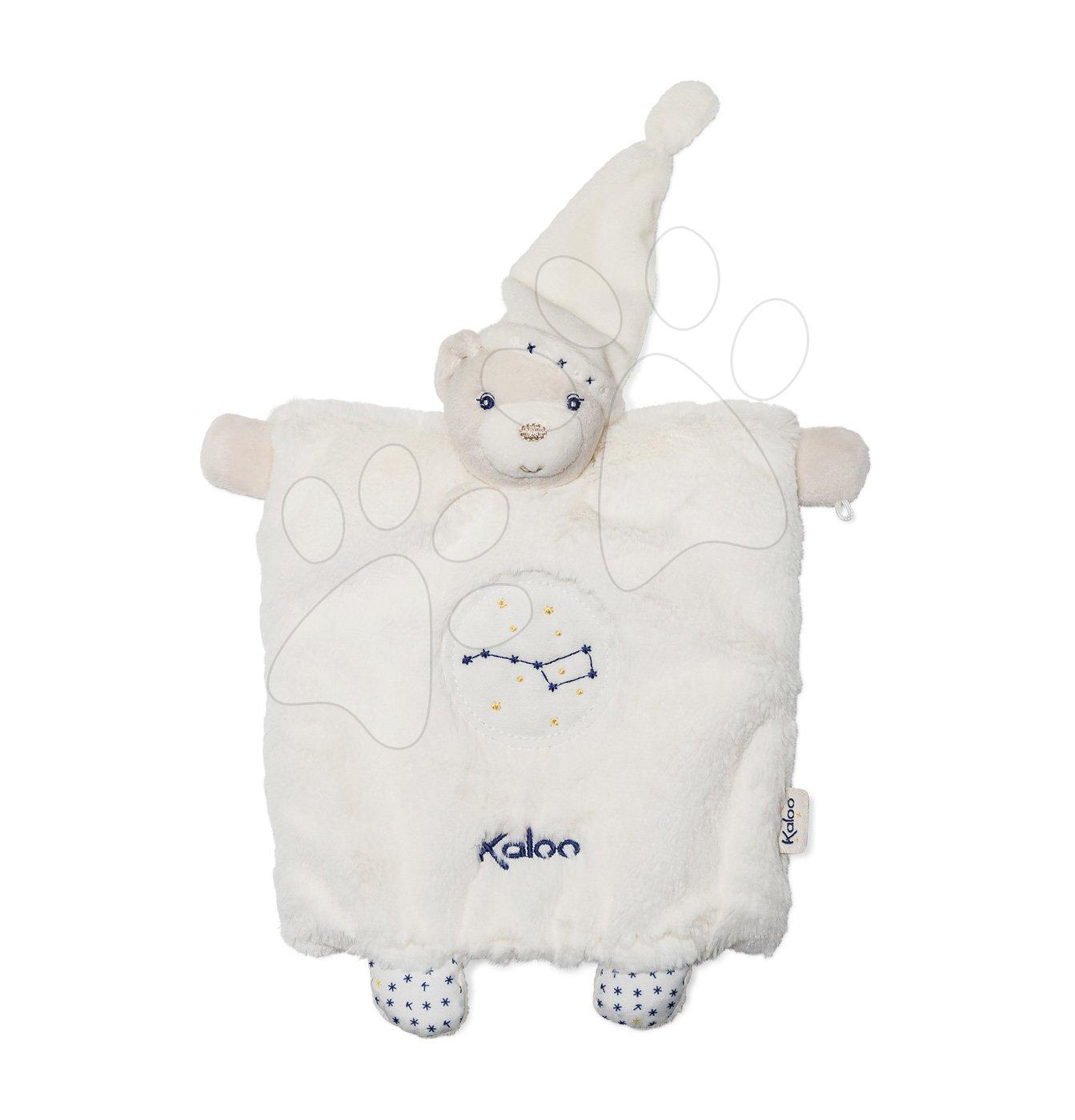 Plyšový medveď bábka Petite Etoile Doudou Puppet Bear Kaloo