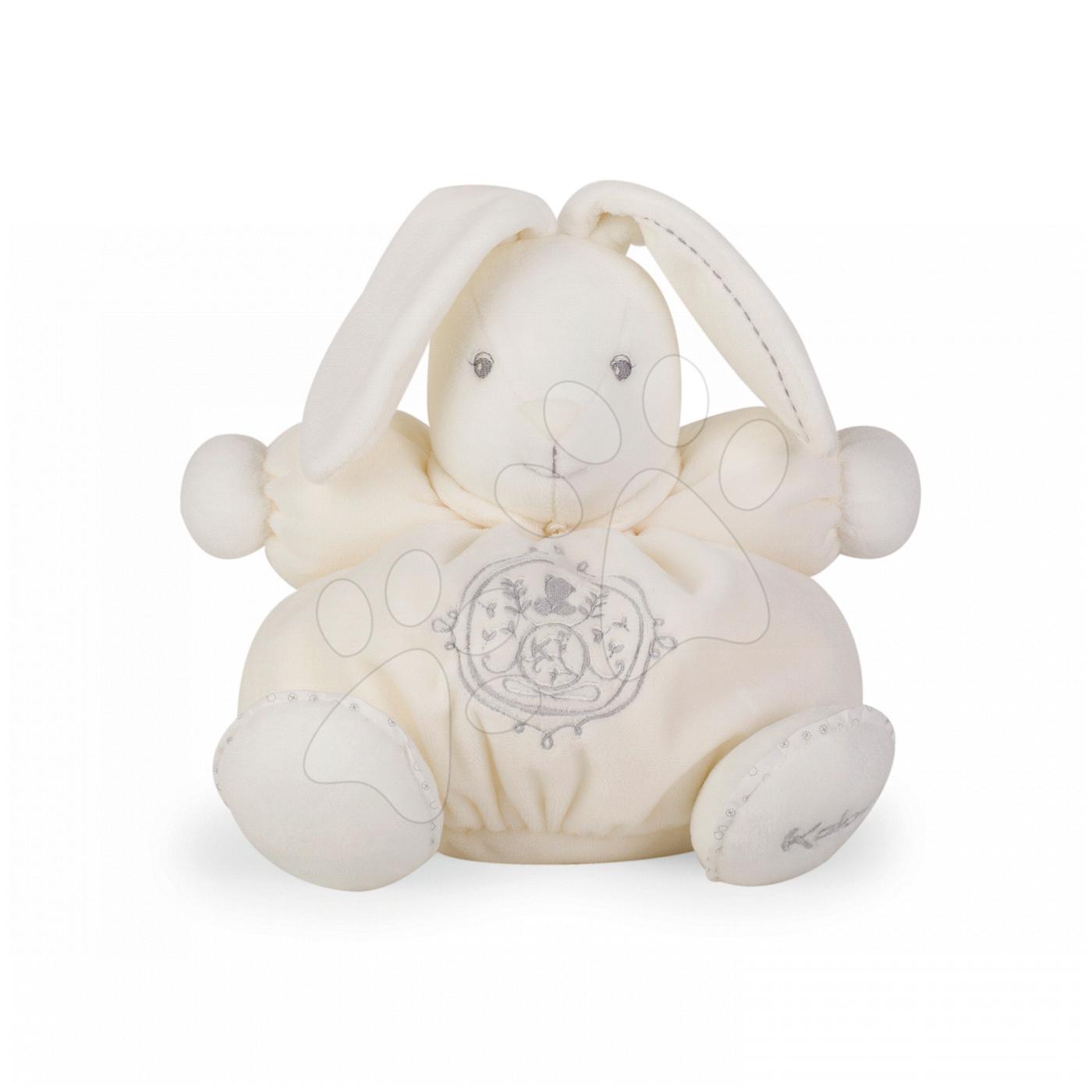 Hračky pre bábätká - Plyšový zajačik Perle-Chubby Rabbit Kaloo 25 cm v darčekovom balení pre najmenších béžový