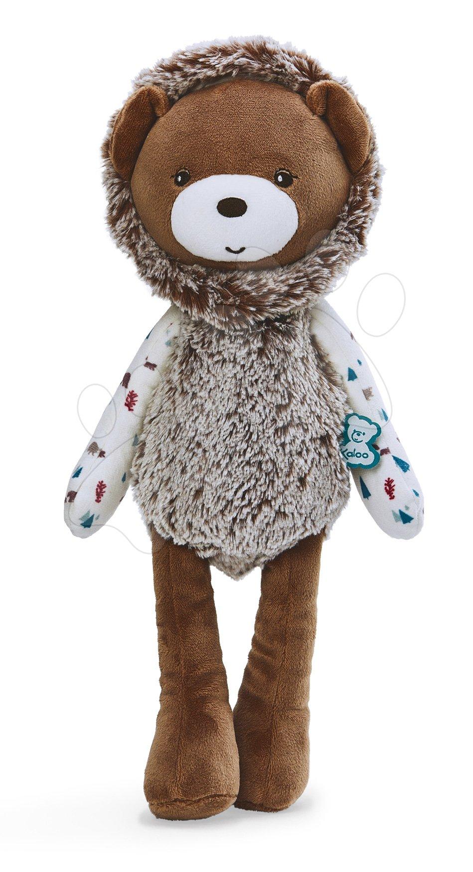 Plyšová bábika medveď Doll Bear Gaston Classique Filoo Kaloo 35 cm v darčekovej krabici od 0 mes