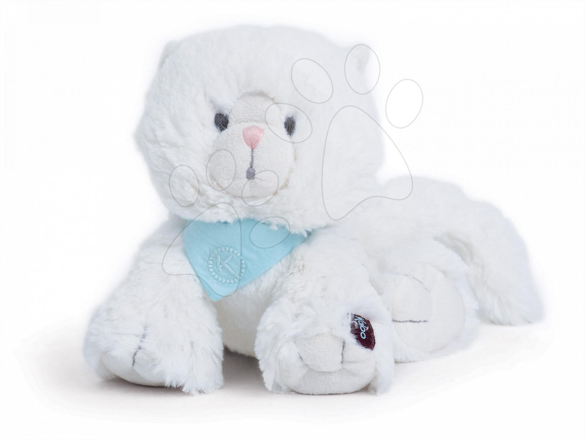 Plyšové zvieratká - Plyšové mačiatko Coco Les Amis-Chaton Kaloo 25 cm v darčekovom balení pre najmenších