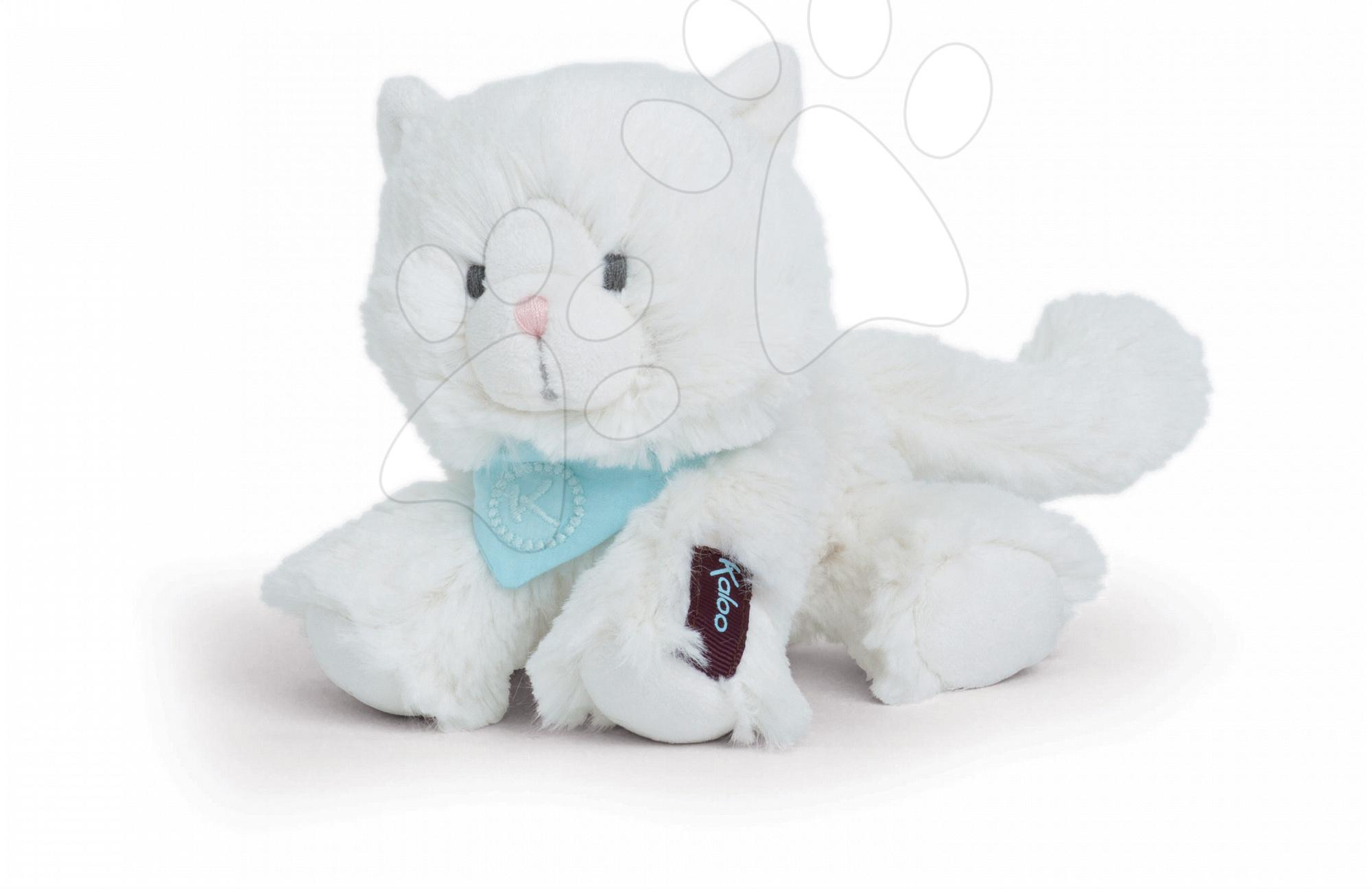 Plyšové zvieratká - Plyšové mačiatko Coco Les Amis-Chaton Kaloo 19 cm v darčekovom balení pre najmenších