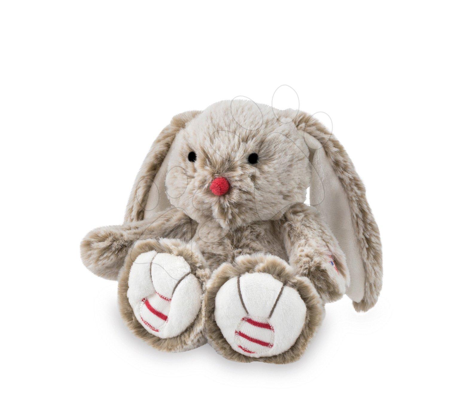 Hračky pre bábätká - Plyšový zajačik Rouge Kaloo 19 cm pre najmenších béžový