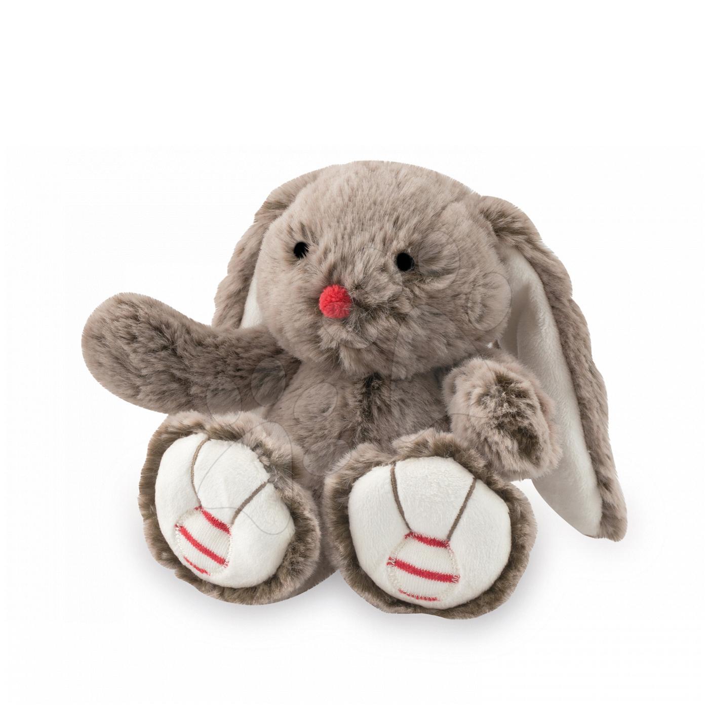 Hračky pre bábätká - Plyšový zajačik Rouge Kaloo 19 cm pre najmenších hnedý