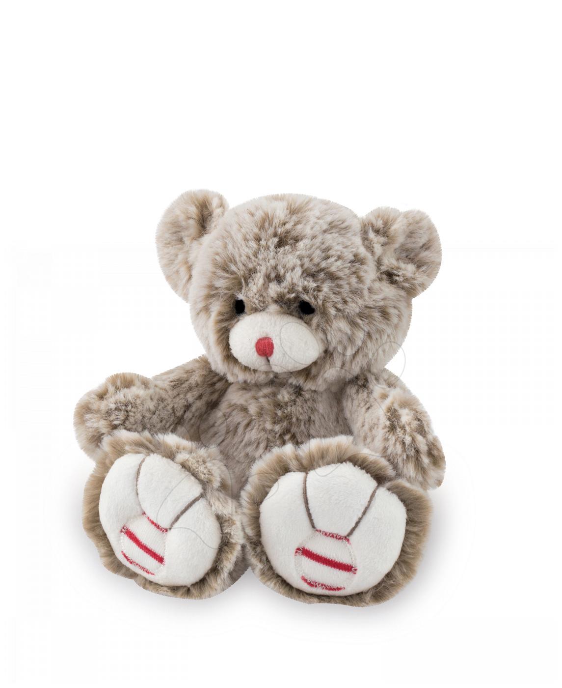 Plyšové medvede - Plyšový medveď Rouge Kaloo 19 cm pre najmenších béžový