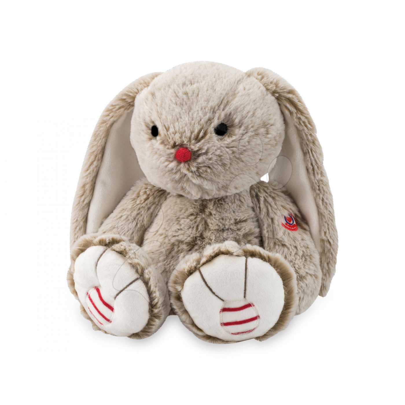 Plyšový zajačik Rouge Kaloo 31 cm pre najmenších béžový