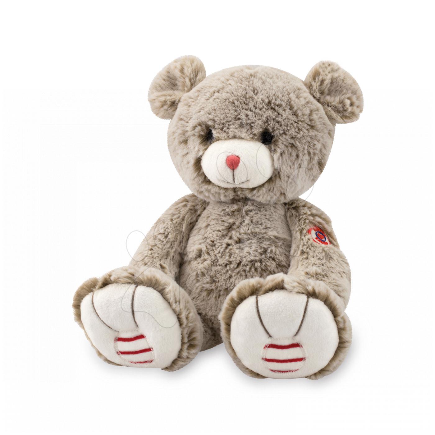 Plyšový medvěd Rouge Kaloo 31 cm pro nejmenší béžový