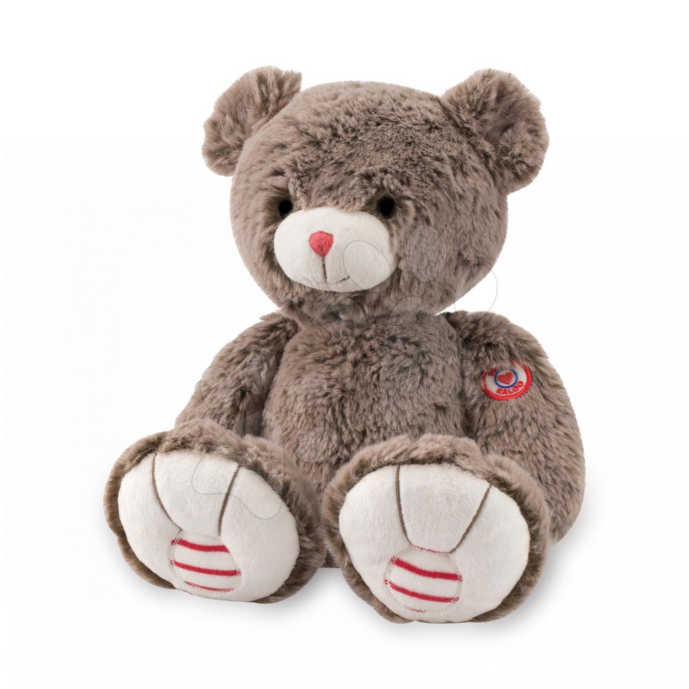 Plyšový medvěd Rouge Kaloo 31 cm pro nejmenší hnědý