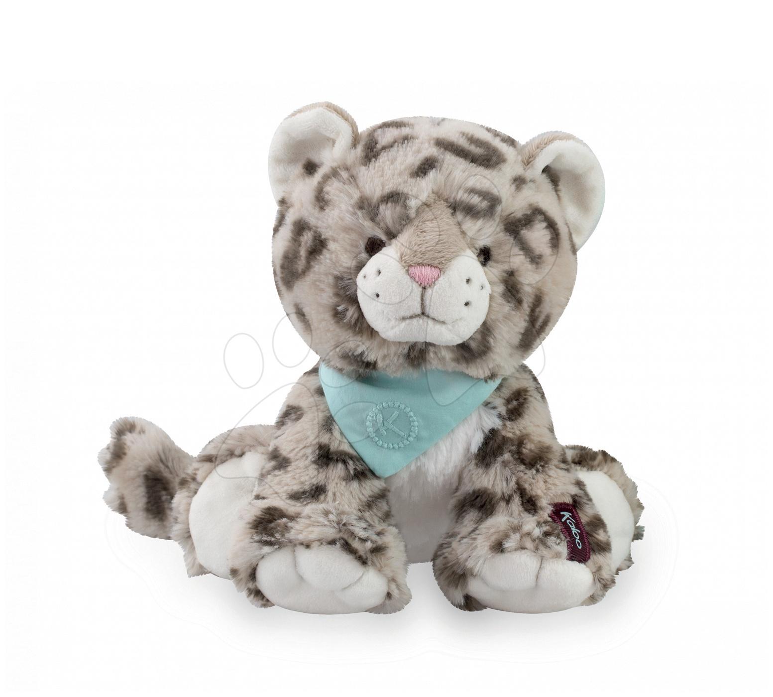 Plyšový leopard Cookie Les Amis-Leopard Kaloo 25 cm v darčekovom balení pre najmenších