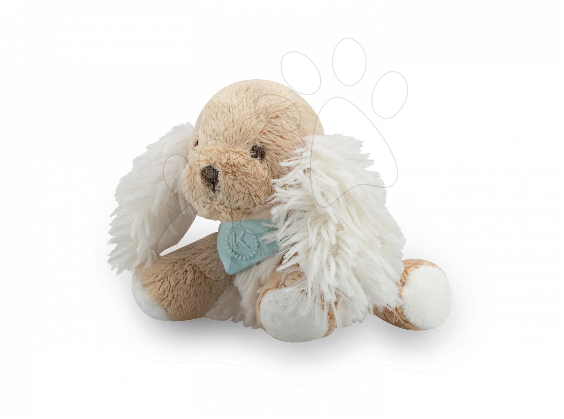 Plyšový pes Caramel Les Amis-Puppy Kaloo 12 cm v dárkovém balení pro nejmenší