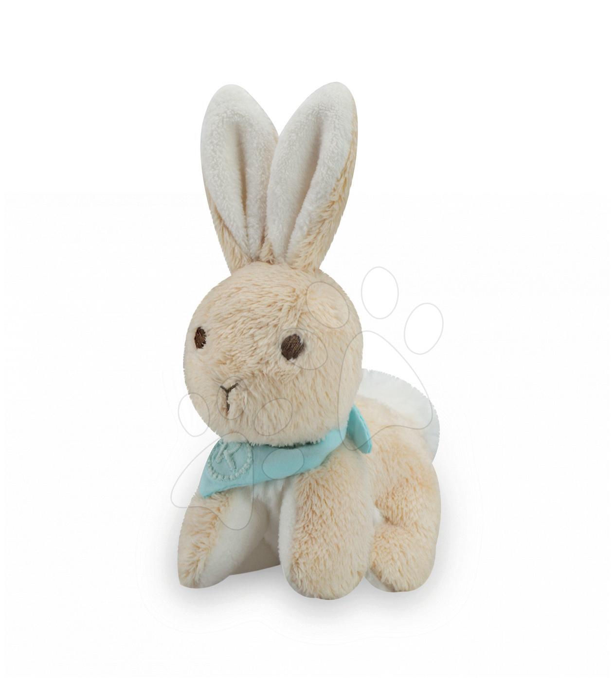 Plyšový králíček Praline Les Amis-Lapin Kaloo 12 cm v dárkovém balení pro nejmenší