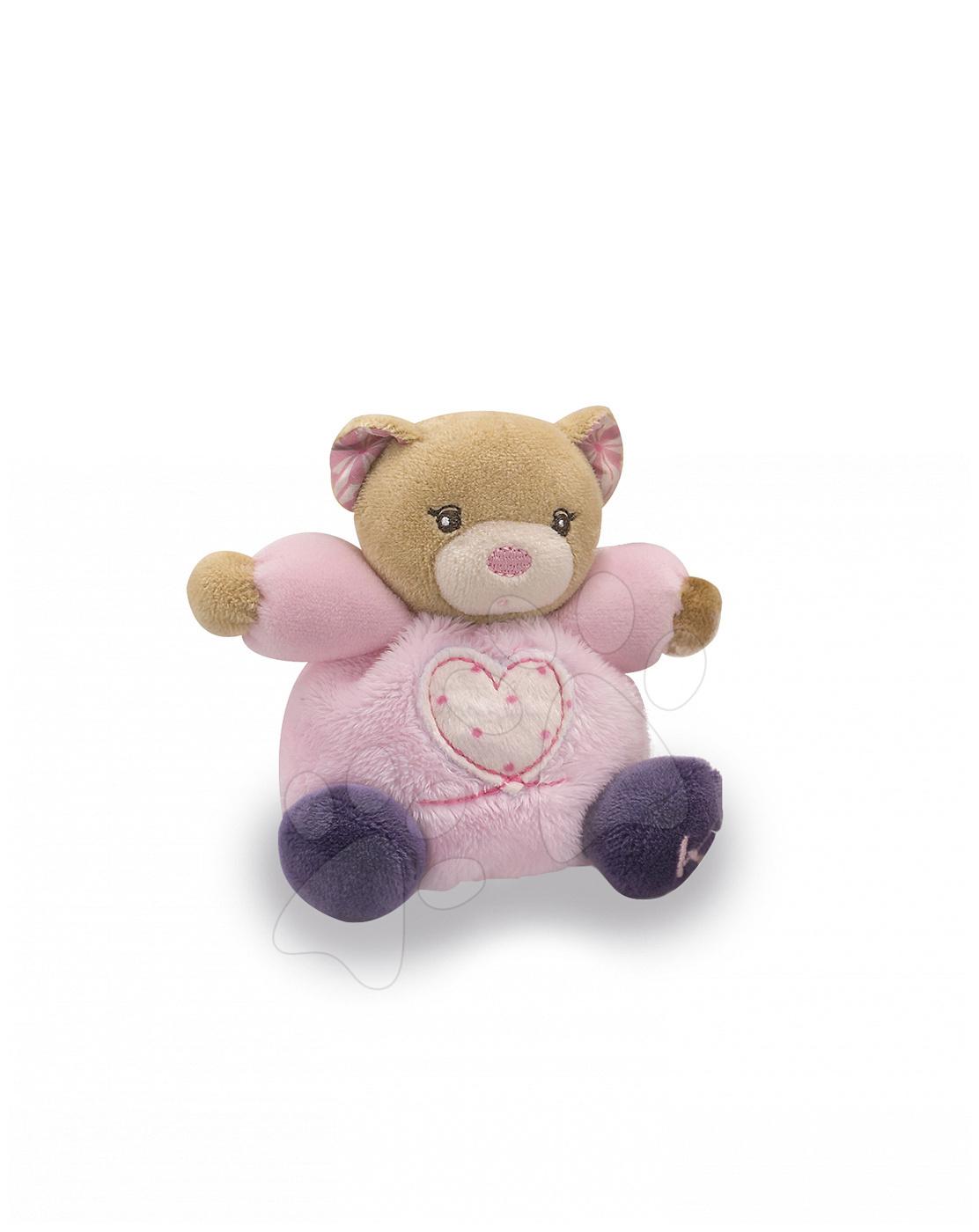 Plyšové medvede - Plyšový medvedík Petite Rose-Mini Chubbies Kaloo 12 cm pre najmenších