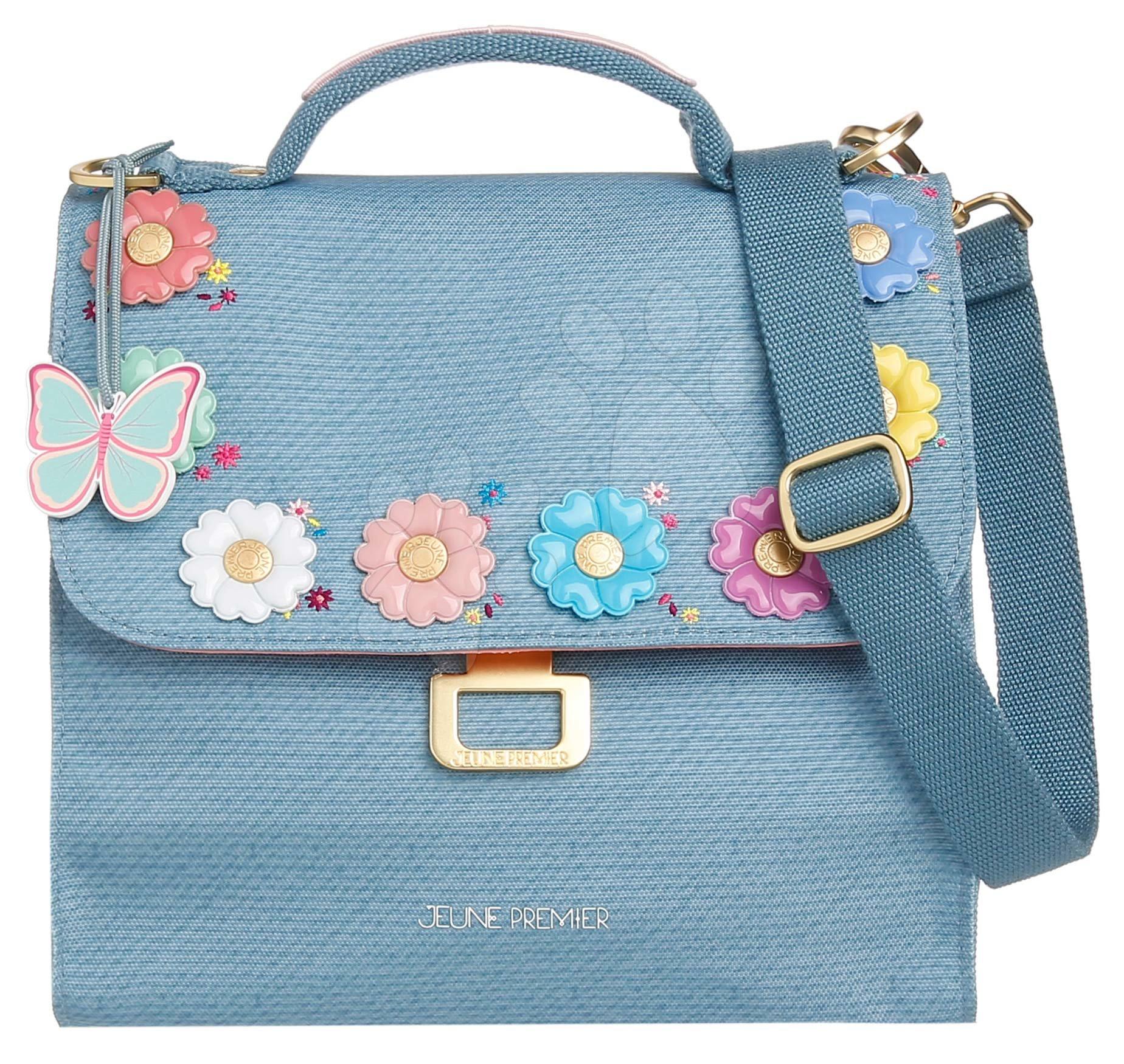 Box na svačinu Lunch Bag Flower Power Jeune Premier ergonomický luxusní provedení