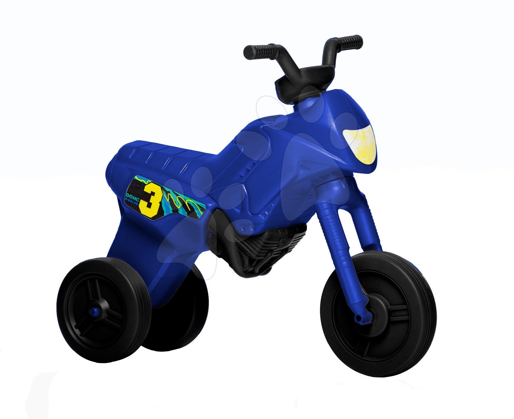 Motorky - Odrážedlo Enduro malé modré od 18 měsíců