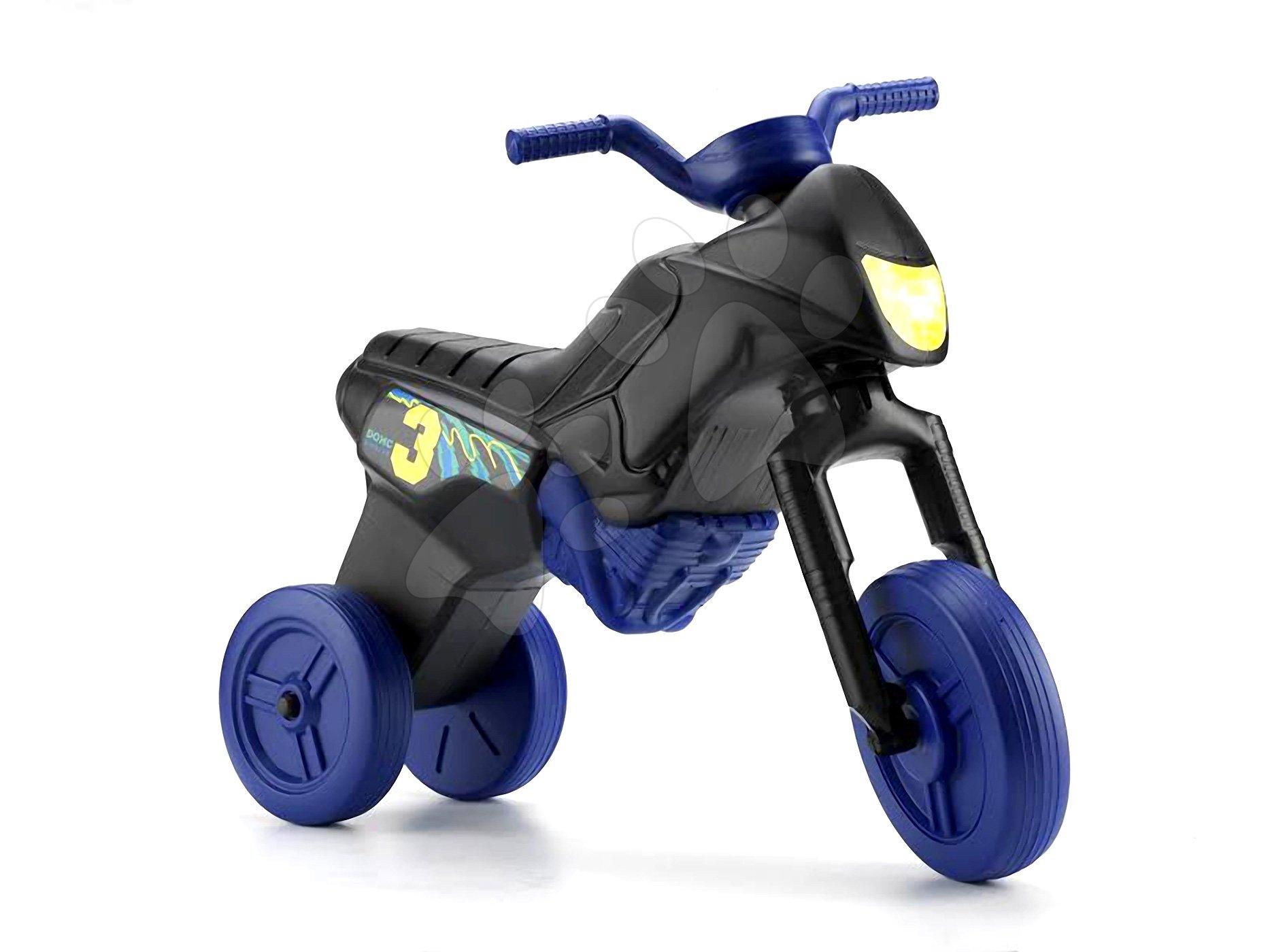 Motorky - Veľké odrážadlo Enduro čierne od 24 mes