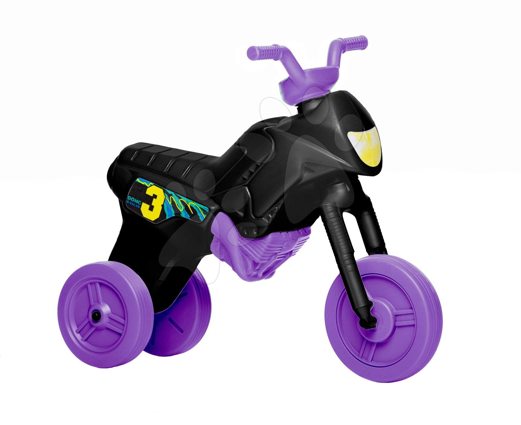 Motorky - Odrážedlo Enduro malé fialové od 18 měsíců