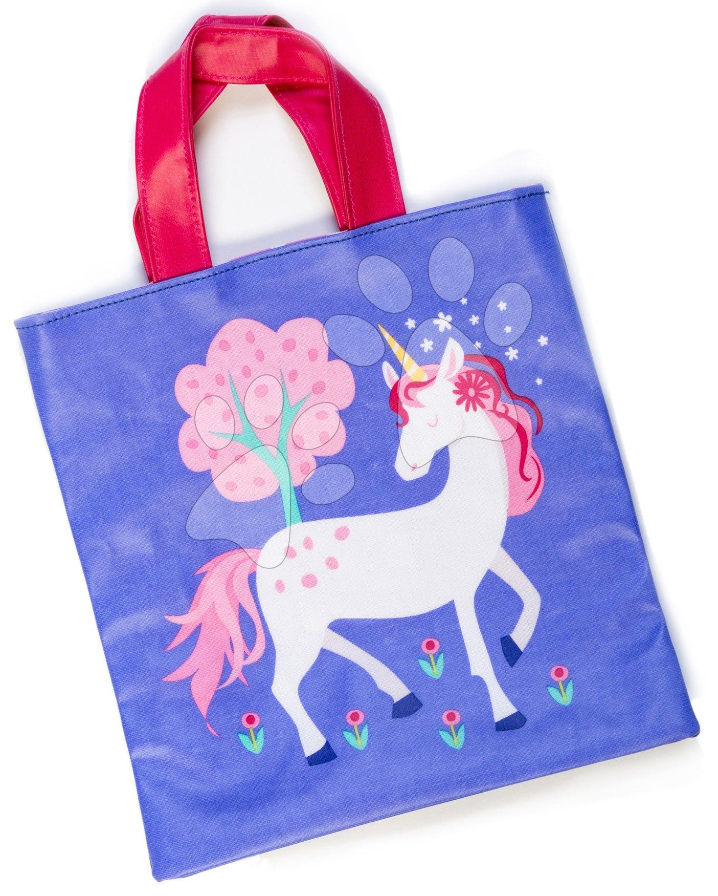Plátená taška jednorožec Lulu L'Unicorn Mini Tote Bag ThreadBear od 3-6 rokov