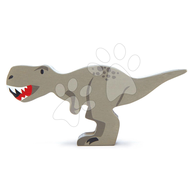 Drevený dinosaurus Tyrannosaurus Rex Tender Leaf Toys