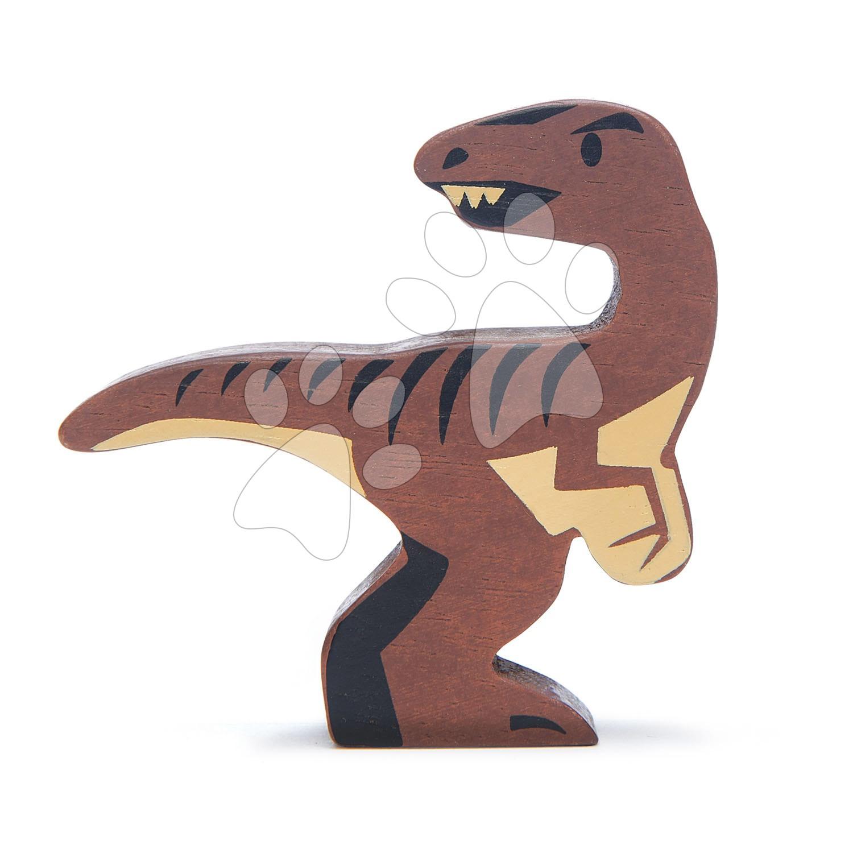 Drevený dinosaurus Velociraptor Tender Leaf Toys
